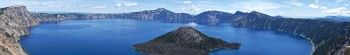 Crater Lake Panorama.