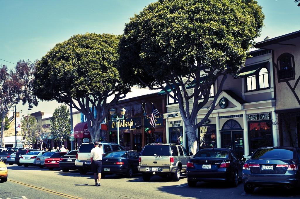 Main Street Seal Beach
