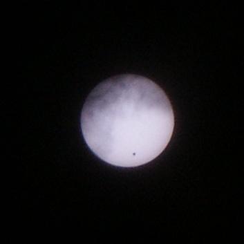Venus Transit 08.06.2004