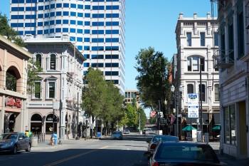 Innenstadt Portland