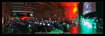 Franken Frag Festival, F3-LAN